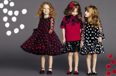 Основные тенденции детской моды для весны 2015 года описала