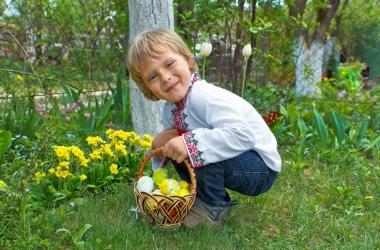 Прикольные и красивые смс поздравления с Пасхой на украинском языке