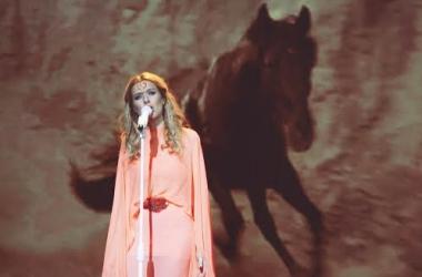 Ольга Горбачева на концерте довела зрителей до слез