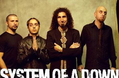 System of a Down дал концерт к столетию геноцида армян в Ереване (онлайн-трансляция)