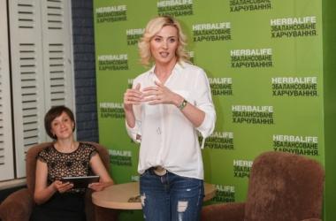 Экспертом Herbalife стала легенда украинской легкой атлетики Елена Говорова
