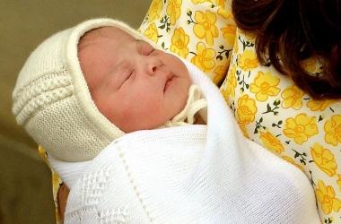 Принц Уильям назвал дочку в честь мамы, бабушки и... папы!