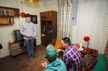 Путешествие во времени в Киеве: во времена Советского Союза можно попасть в новой квест комнате