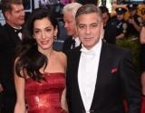 Джордж Клуни пришел с женой на премьеру фильма Земля будущего