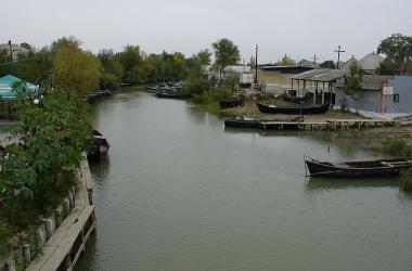 Где отдохнуть в Украине: Вилково - маленькая Венеция