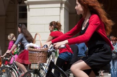 Женский велопарад пройдет в Киеве, Черновцах и Полтаве