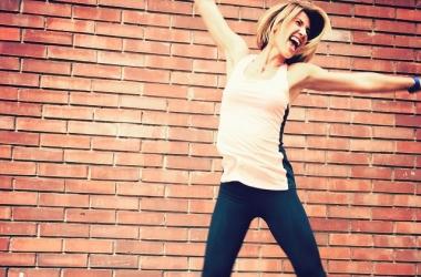 Анита Луценко предложила флешмоб для тех, кто хочет похудеть