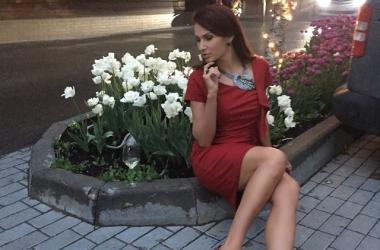 Эвелина Бледанс: откровенное фото в стиле Мэрилин Монро