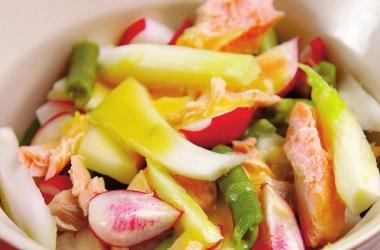 Блюда из редиски: топ-6 лучших рецептов