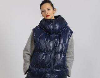 Как носить осеннее пальто зимой