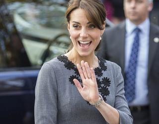 Кейт Миддлтон задает тон: как королевская семья занимается благотворительностью