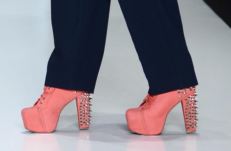 Модная женская обувь 2013 фото самых