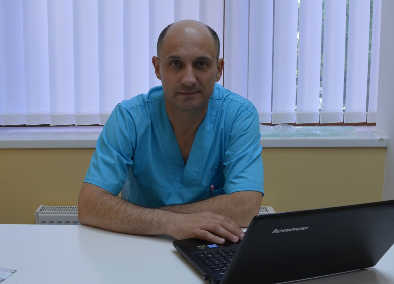 врач-флеболог Бахтизин