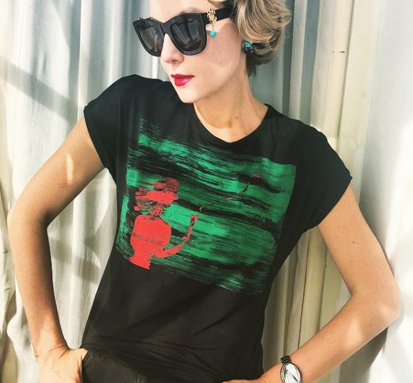 Рената Литвинова футболоки