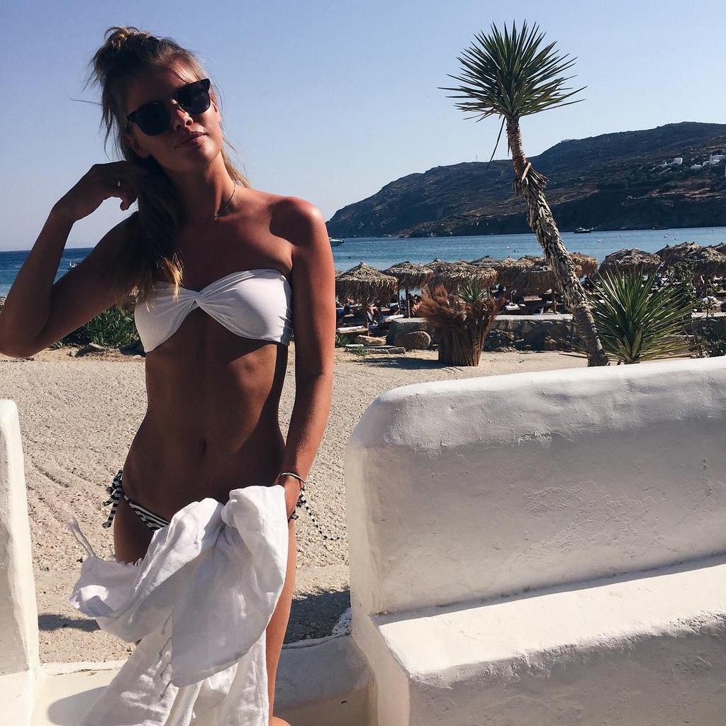 Криштиану Роналду закрутил роман с моделью из Дании