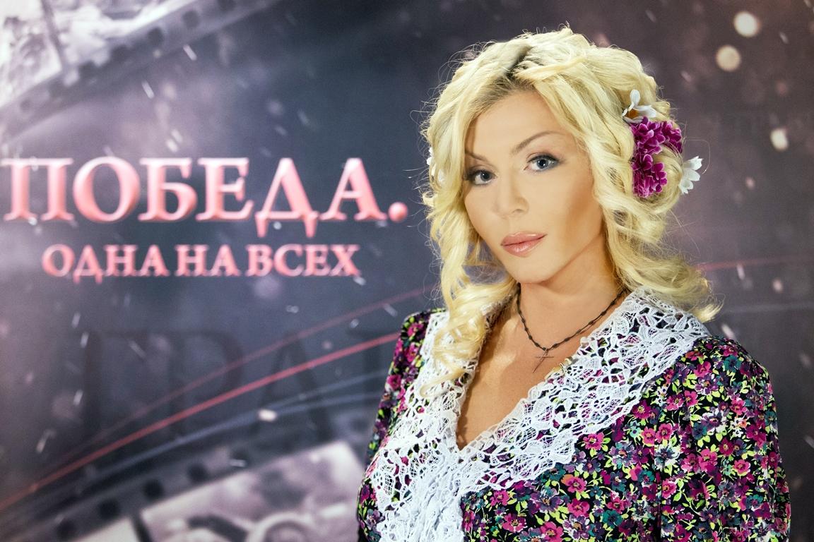 Ирина Билык с папой выступит 9 мая