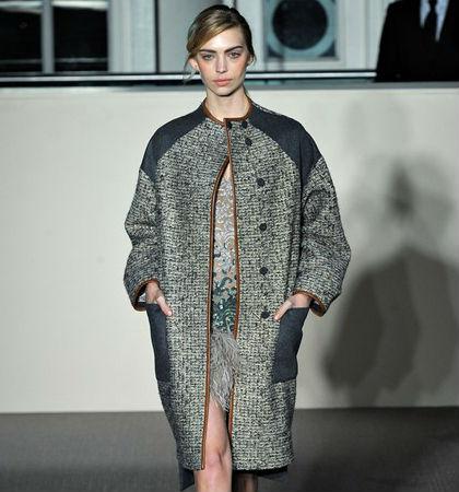 пальто 2013
