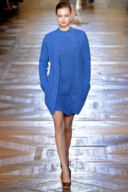 модный цвет зимы 2013