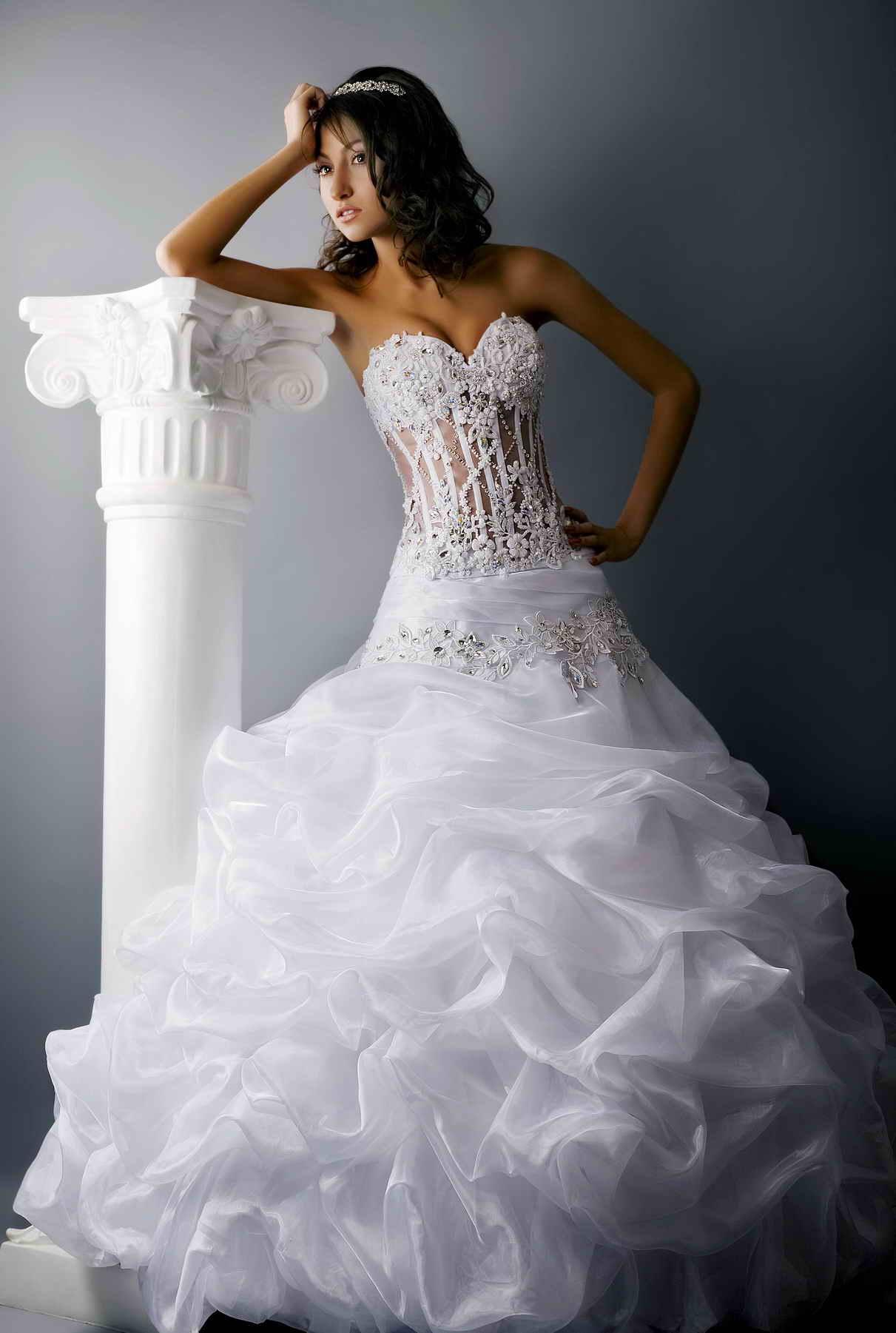 Свадебные платья выбери свой стиль