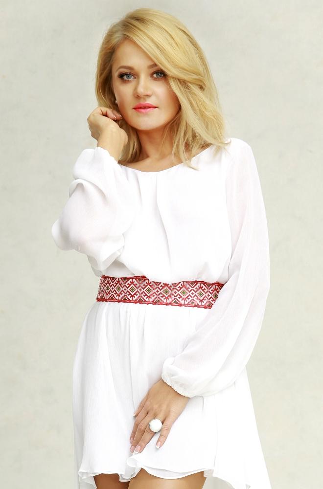 Украинские платья с вышивкой фото