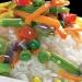 Рис с овощами рецепт Рождественский пост постное меню по дням на неделю