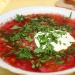 Борщ с овощами рецепт Рождественский пост постное меню по дням на неделю