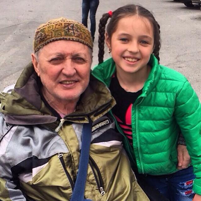 Ариша дочь Волочковой