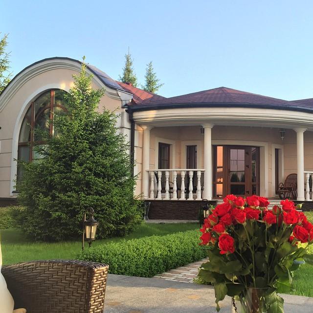 Новый дом Анастасии Волочковой