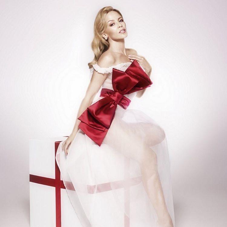 кайли миноуг рождество лондон новый альбом