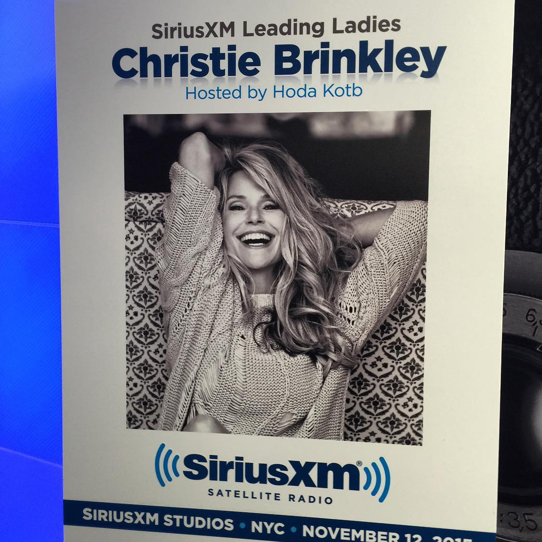 как стать моложе вечная молодость Кристи Бринкли
