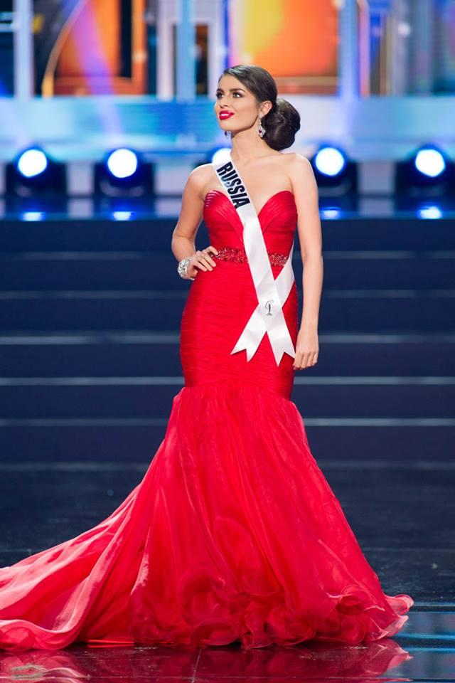 Мисс Вселенная 2013: участницы в самых эротичных нарядах (фото)