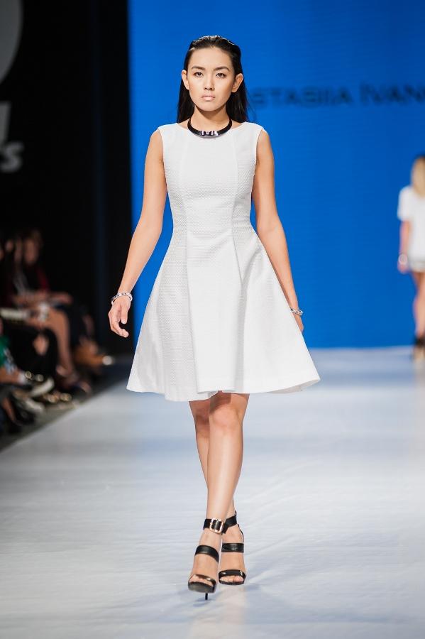 мода весна лето 2015 показ Иванова
