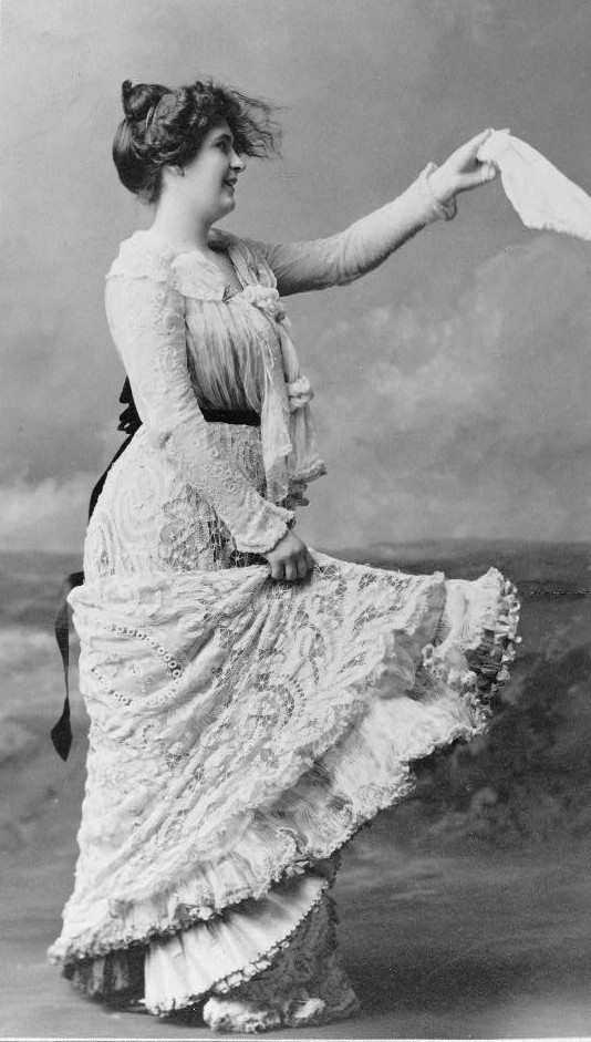 1900 женщина
