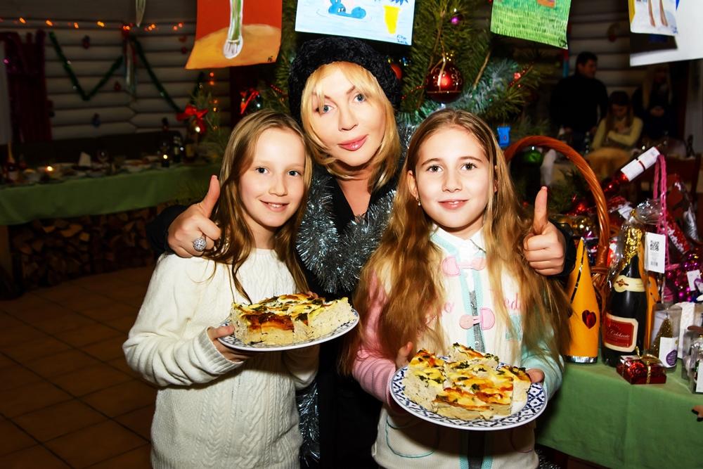 Новый год новогодний пирог фото Ирина Билык