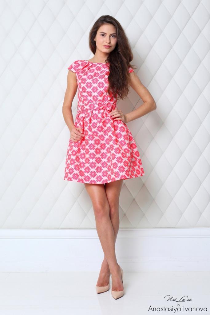осень 2014 мода розовый цвет