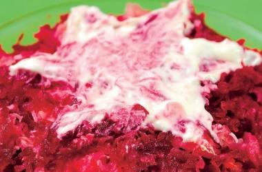Новогодний салат селедка под шубой - рецепт на Новый год 2015