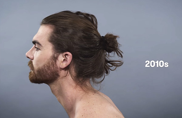 Как менялись мужские стрижки за последние 100 лет