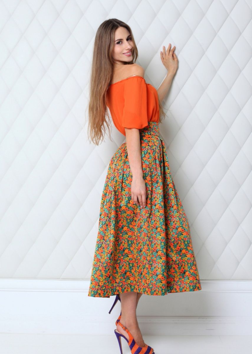 Мода лето 2014
