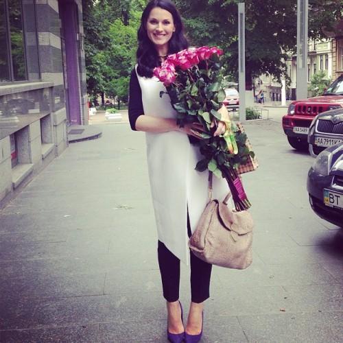 Беременная Маша Ефросинина фото