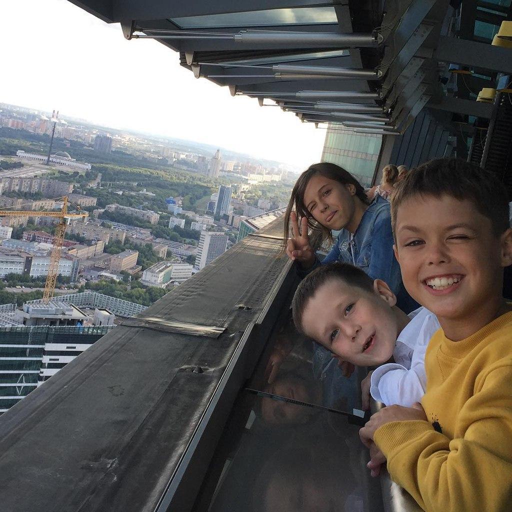 Екатерина Климова стала мамой