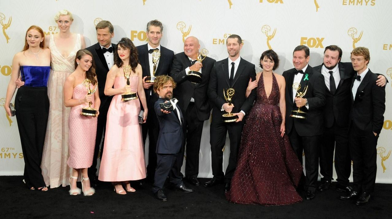 """Джордж Мартин заявил, что """"Игра престолов"""" не выйдет на большой экран"""