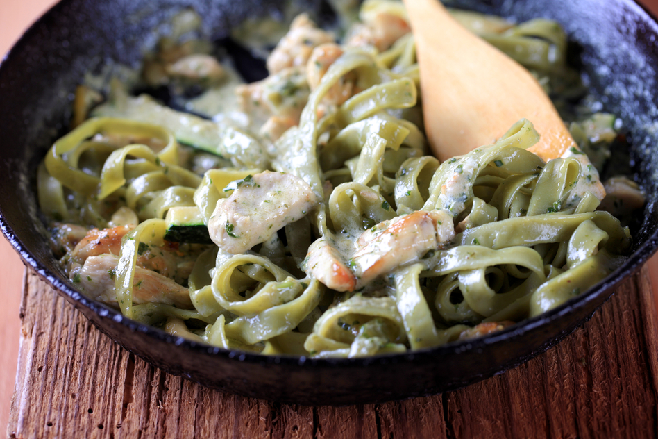 Рецепт дня с Ширатаки: Вермишель Ширатаки с треской и овощами (пошаговый рецепт с фото) в 2019 году