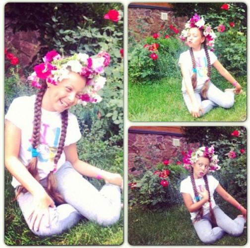 Оля Полякова_дочери