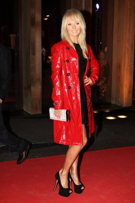 Певица валерия в красном платье