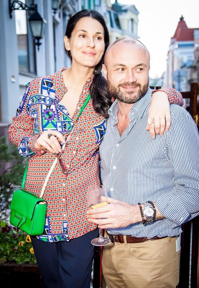 Маша Ефросинина с мужем Тимуром Хромаевым фото