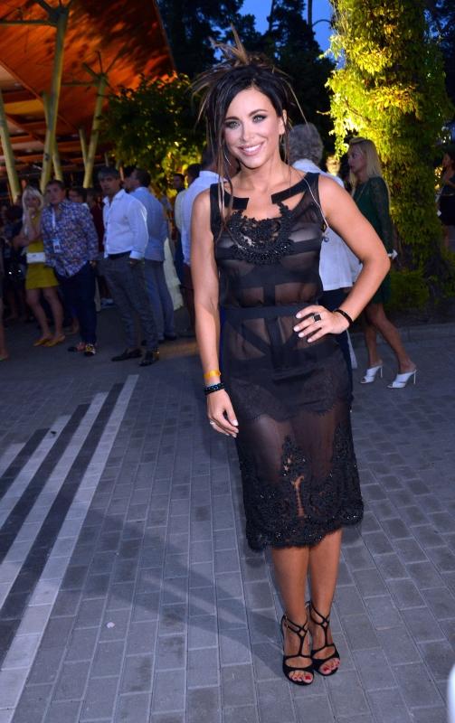 Ани Лорак платье