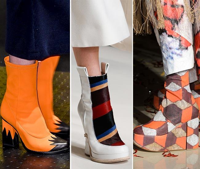 Мода обувь осень-зима 2015-2016: самые яркие, интересные и смелые идеи дизайнеров (фото)