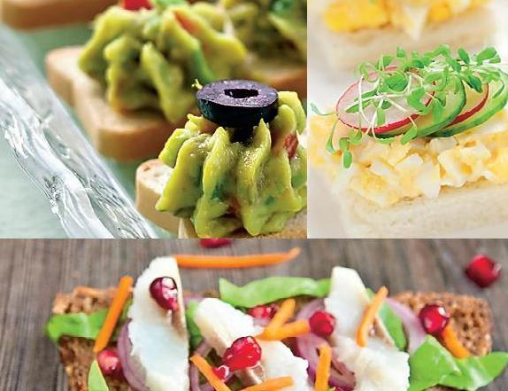 Что приготовить к вечеринке закуски здоровое питание