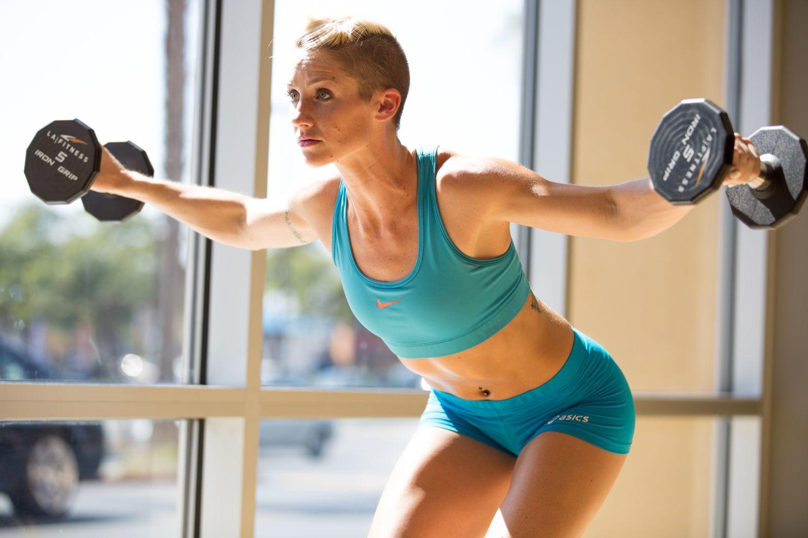 похудеть за месяц фитнес программа
