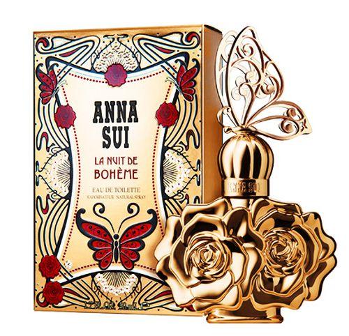 аромат Anna Sui La Nuit de Bohème